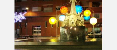 Monumento de los Reyes Magos