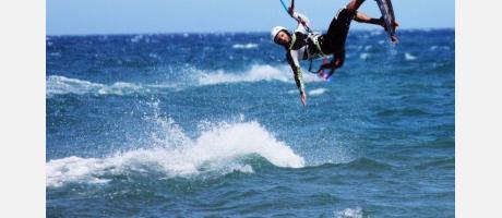 Kitesurf en la Comunitat Valenciana
