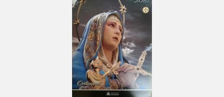 Cartel Semana Santa Ontinyent 2018