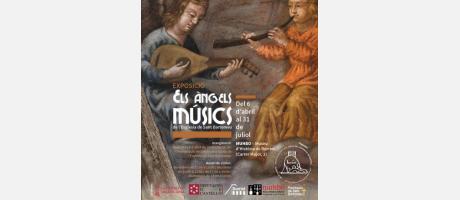 Exposició temporal al MUHBO de l?associació d'Amics del Patrimoni de Borriol