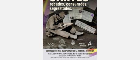 Cartela Manises 1939