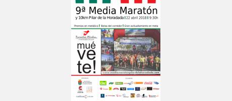 9ª Media Maratón y 10K Pilar de la Horadada