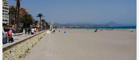 Playa Muchavista Campello