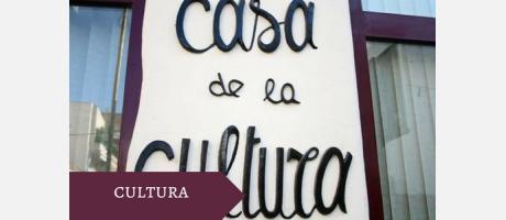 Programacion Cultural Casa de Cultura Santa Pola