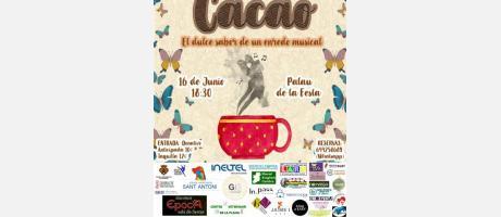 """""""Cacao"""". El dulce sabor de un enredo musical"""
