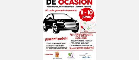 Feria del Automóvil de Ocasión Almoradí