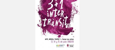Festival 3+1 Intertrànsit