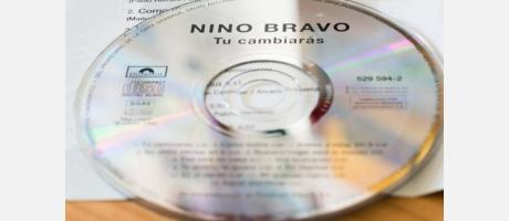 Cd de Nino Bravo