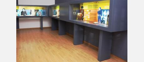Interior del Museo Nino Bravo