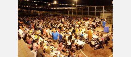 Fiestas del barrio Castillo