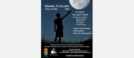 XIII Encuentro con la luna en Pinar de Campoverde