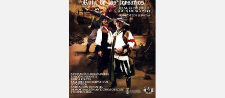 Ruta de los corsarios