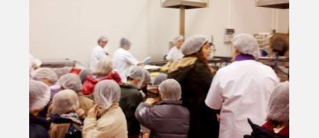 Visita a la fábrica de El Artesano