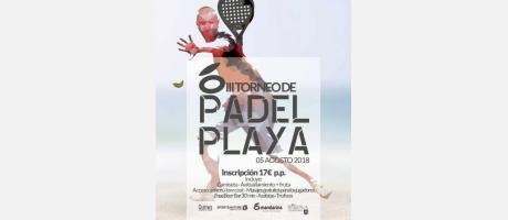Torneo de Pádel Playa Peñíscola