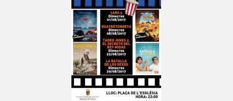 Cine al carrer 2018 - EPNDB