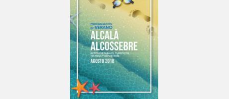 Programa Agosto Alcalà de Xivert - Alcossebre