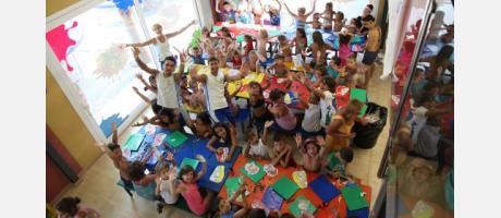 Actividades para todos en La Marina Camping
