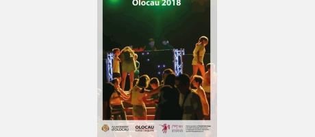 programa de fiestas olocau 2018