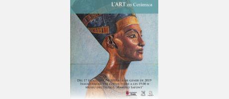 EXPOSICIÓ-HOMENATGE SALVADOR VIVES ROCA (ONDA, 1924-2010). L'ART EN CERÀMICA. ON
