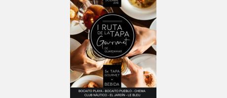 Ruta Tapas Gourmet Guardamar