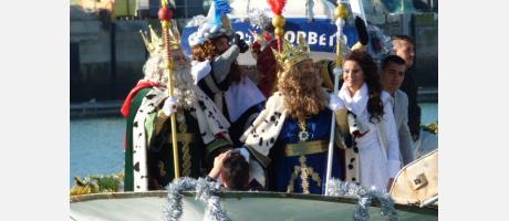Llegad SS.MM Los Reyes Magos