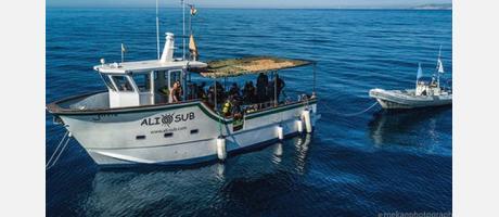 Ali-Sub, Centro de Actividades Subacuáticas