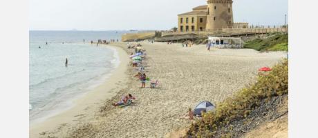 Playa Horadada