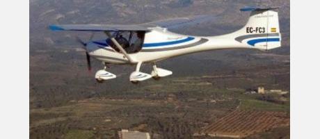 Imagen de una aeronave