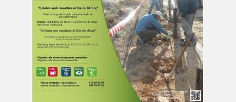 Dia del Arbol - Peñiscola - Parque Natural Sierra de Irta