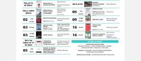 Agenda Febrero 2019 EPNDB