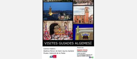 Visites guiades Algemesí