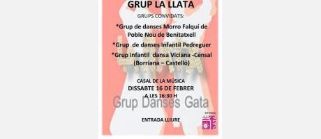 Grup de Danses la Llata