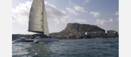Alicante Catamaran 2