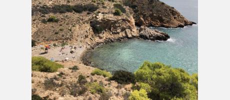 Playas nudistas de Benidorm