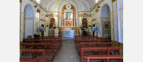 Iglesia irgen Paciencia Oropesa Mar