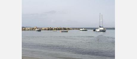 Playa de la Almadrava de Alicante