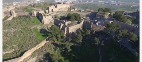 Vuelta a pie al castillo de Sagunto 2019