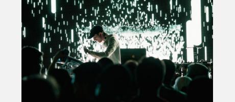 Festival música electronica benicassim