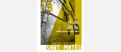 Visiteu - Visite SANT MATEU SEMANA SANTA 2019