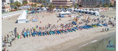 World SUP Festival en Santa Pola costa blanca