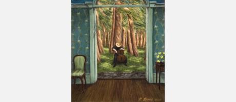 Exposición de pintura Peter Burke