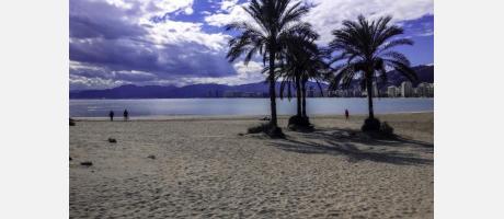 Playas Comunuitat Valenciana con bandera azul