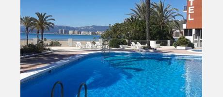 Sicania Hotel en Cullera Valencia
