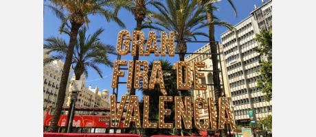 Gran Feria ciudad València