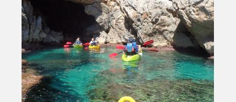 Kayak Jávea 4