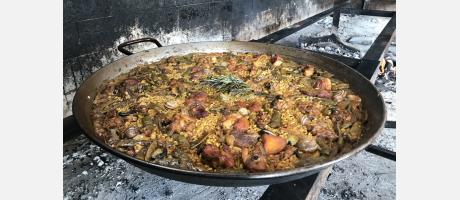Paella Valenciana 6