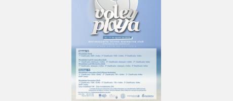 XIV Torneo de Voley Playa -Peñiscola