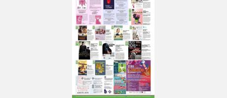 Programa Cultural Agosto