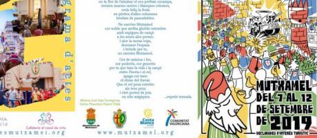 Fiestas Moros y Cristianos 2019 Mutxamel