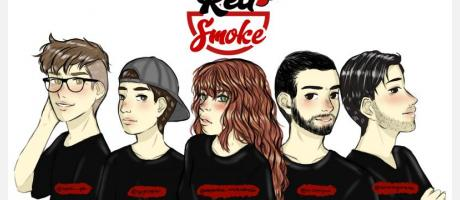 redsmoke